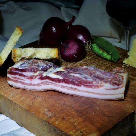 Pancetta Calabrese